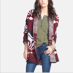 Free People winters day bliss cardigan xs